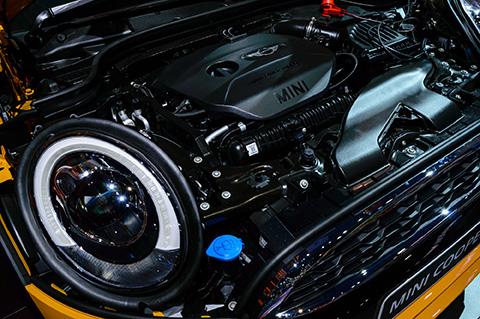 Mini Cooper Engine Repair